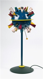 arkab table lamp by alessandro mendini