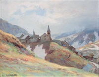 la grave autrefois (printemps 1955) by angelo abrate