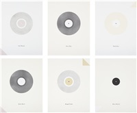 (records set) (set of 6) by matthew brannon