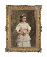 dropped from the nest by sir john everett millais