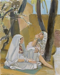 algériennes by maurice barraud