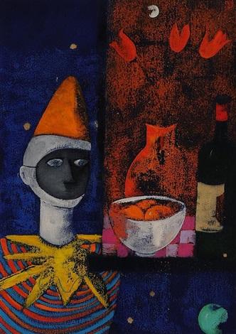 tribute to gerard dillon by david gordon hughes