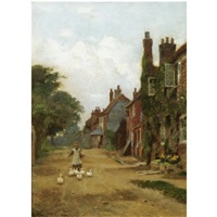 at winchelsea, sussex by blandford fletcher