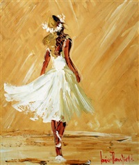 ballerina by louise mansfield