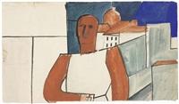 figura e architetture by mario sironi