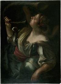 allegorie der jagd by simone pignoni