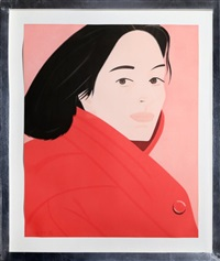 brisk day l by alex katz