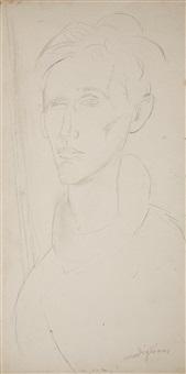 young boy by amedeo modigliani