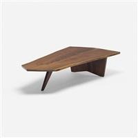 coffee table by george nakashima