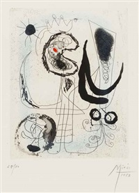 pl.6 from 'serie iii' by joan miró