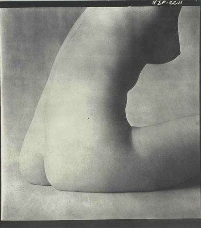 nude no. 18 by irving penn
