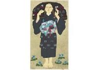 girl in rakuhoku by kohei morita