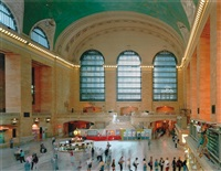 grand central station, new york city by robert polidori
