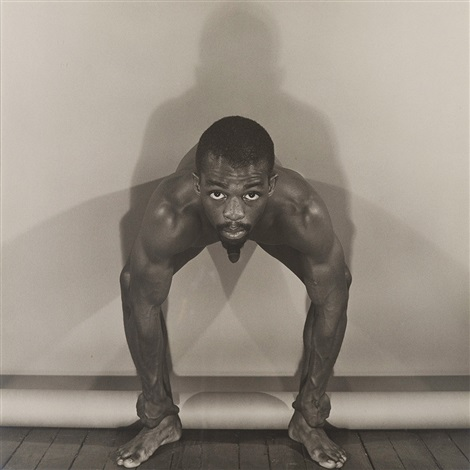 dennis speight by robert mapplethorpe
