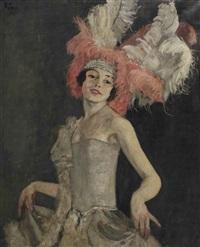 a show girl by bart peizel