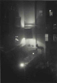 hotel, new york by roy decarava