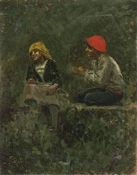 contadinelli by salvatore postiglione