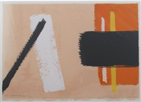 beach by wilhelmina barns-graham