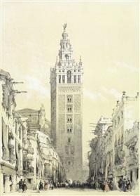 la giralda by david roberts