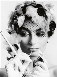 anouk aimee, paris by william klein