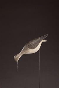 shorebird by elisha (jr.) burr