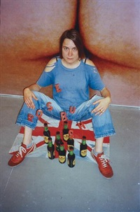 god is hip by sarah lucas