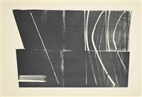 farandole (set of 15) by hans hartung