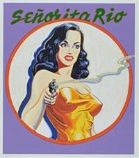 senorita rio by mel ramos