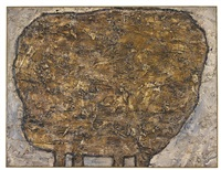 table grumeleuse by jean dubuffet