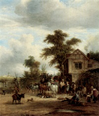 the roadside inn by elias childe