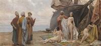 mercato delle schiave by fabio fabbi