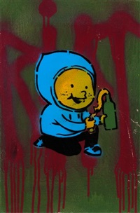 riot by dran