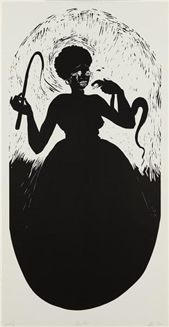 boo hoo by kara walker