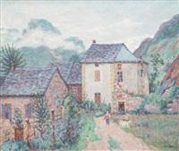 le hameau by jean louis aste