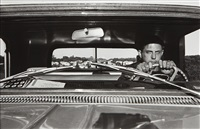 self-portrait- haverstraw, new york by lee friedlander