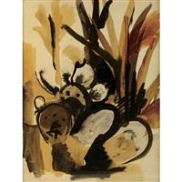 abstract composition by tevfika altinova