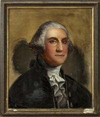 portrait of george washington by william matthew prior