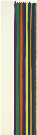 number 8 by morris louis