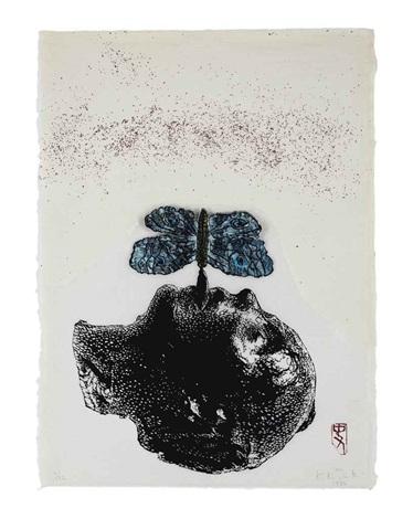 the moth (wye 75) by kiki smith