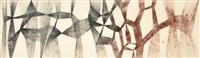 monoprint by harry bertoia