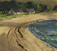 cottages by the coast by william jackson