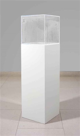 condensation cube by hans haacke