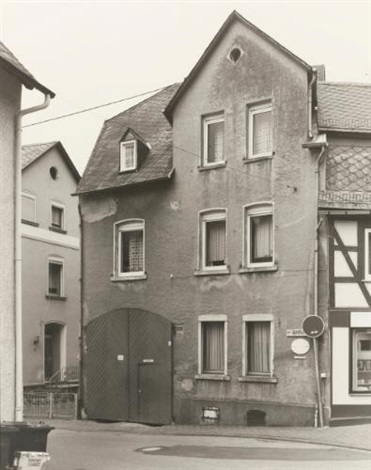 montabaur, westerwald, germany by bernd and hilla becher
