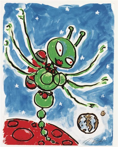 martian by tim burton