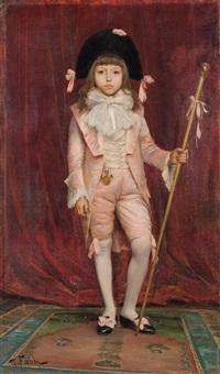 ritratto di giovanetto by fabio fabbi
