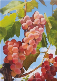 grapes i by mustafa hulusi