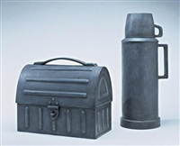 lunch box and thermos by daniel oates