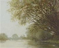 calne river by john miller