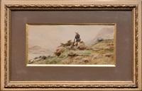 chasseur alpin en montagne by pierre comba