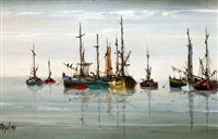ships by jorge aguilar-agon